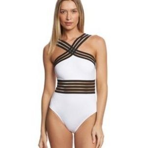 Kenneth Cole Tummy Toning Swimsuit
